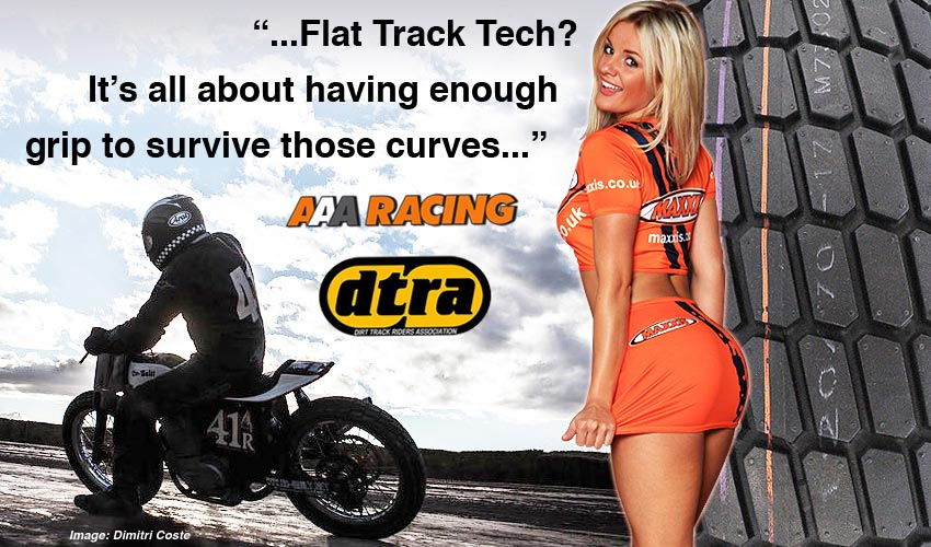 Flat Track Technical | AAA Racing