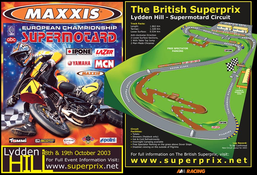 British Superprix 2003 | AAA Racing
